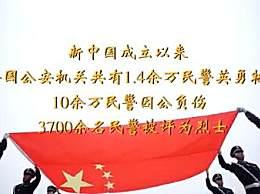 中国人民警察节设立