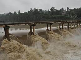 黄河出现2020年第2号洪水