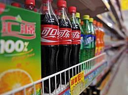 可口可乐营收创25年最大季度降幅