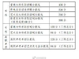 北京2020年高考成绩一分一段表公布