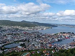 挪威末日种子库所在地气温创新高