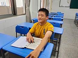 高考623分的脑瘫少年是怎么学习的