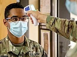 美军部队累计已有2.3万人感染新冠