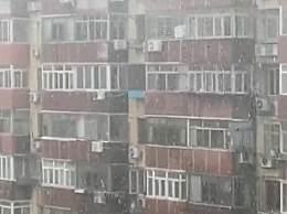 """北京飘""""雪""""了怎么回事"""