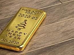金价升至历史新高