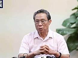 钟南山建议香港全民核酸筛查 钟南山说香港已出现社区感染