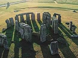 英国巨石阵石料来源