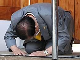 韩国89岁新天地会长凌晨被批捕