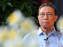 钟南山成共和国勋章建议人选