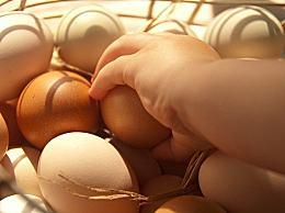 鸡蛋价格涨逾六成