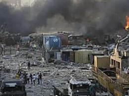 黎巴嫩首都突发爆炸