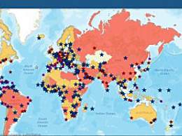大陆被美列为最高风险地区 依然沿用了6月5日的版本
