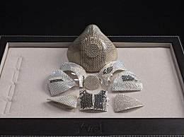 中国商人买下标价1000万元口罩