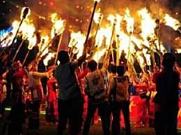 火把节的又来传说及节日意义