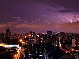 北京市山区景区全部关闭 12日将有大到暴雨局地大暴雨