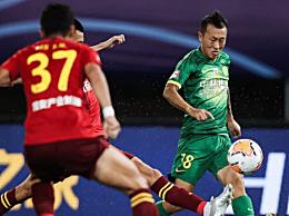 国安3-1击败河北华夏 成2020赛季中超唯一开局4连胜球队