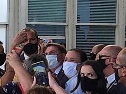 巴西11位州长感染新冠