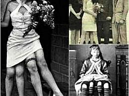 世界上最奇葩的10个美女 竟有四条腿!