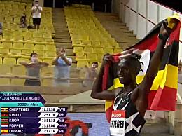 男子5000米世界纪录告破