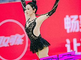 陈小纭女子艺术体操冠军