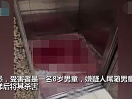 四川一精神病人电梯内砍死8岁男童 他去年就砍伤过一个女孩
