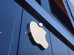 苹果市值破两万亿美元