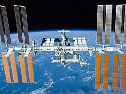 国际空间站出现空气泄漏