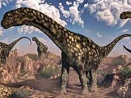 世界上最大恐龙 足足有220吨重
