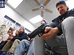 美国今年近2.7万人因枪死亡