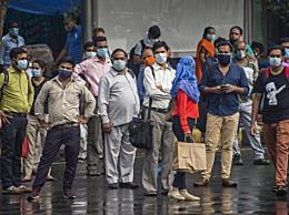 半数印度人因疫情面临返贫