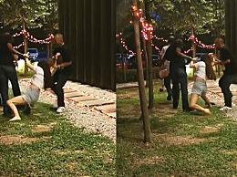 中国女子马来西亚遭抢劫