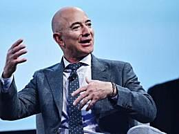 贝索斯身价创福布斯纪录 距成为全球首位2000亿美元富豪近在咫尺