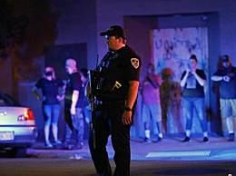 美国抗议示威2人遭枪击身亡