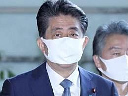 安倍晋三宣布辞去日本首相职务