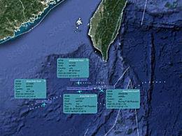 4架美军机闯入南海
