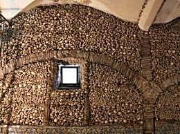 世界上最恐怖的建筑 存放上千人骸骨
