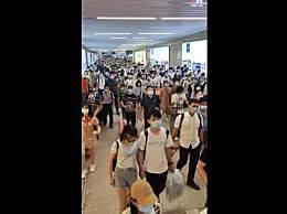 武汉百万大学生返校 江城学子终于回来了