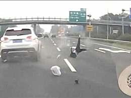老太横穿京藏高速被撞身亡 经检测驾驶员不涉酒不涉毒