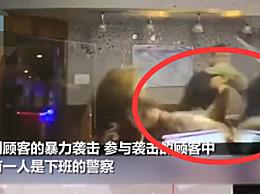 美国中餐馆因要求顾客戴口罩遭打砸