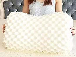 真正的乳胶枕会掉渣吗