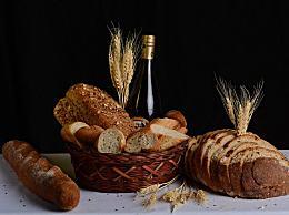 全麦面包如何辨别真假