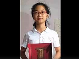 北大最小本科生 15岁天才少女智商逆天!