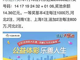 中国体彩史上最大弃奖诞生