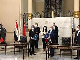 埃及将汉语纳入中小学教育体系 预计将覆盖埃及约1200万的中小学生