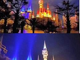 学校建筑仿迪士尼怎么回事