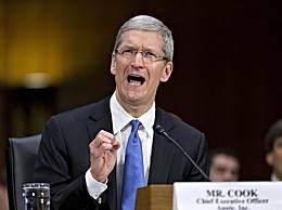 苹果市值跌破2万亿美元