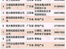 2020中国民营企业500强出炉