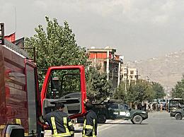 阿富汗副总统遇袭受轻伤