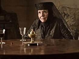 饰演权游荆棘女王演员去世 曾被誉为最典雅的邦女郎