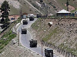 印度13个师部署中印边境